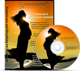 Acupressure childbirth DVD