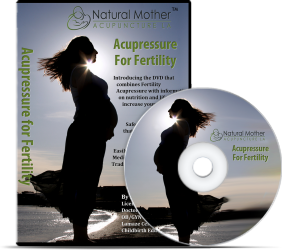 Acupressure fertility DVD