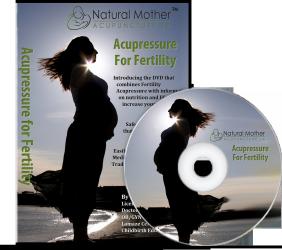 Acupressure fertility DVD